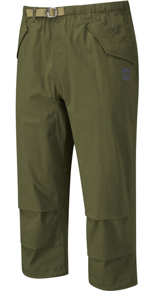 Moon Climbing M's Cypher 3/4 Pant Dark Olive